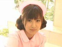 超かわいい看護師さんのアソコ